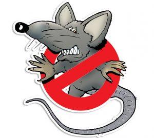 אין כניסה לעכברושים